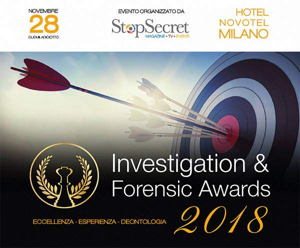 Investigation & Forensic Awards 2018
