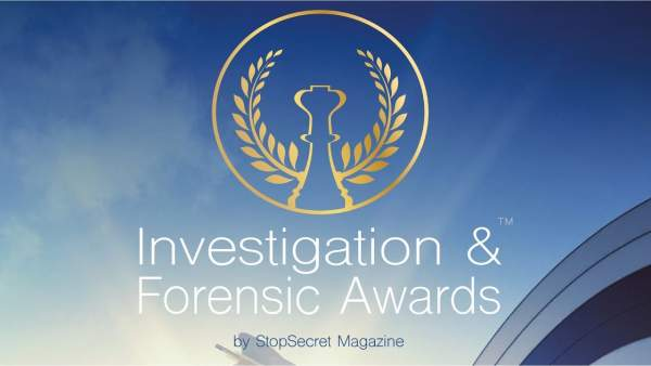Dogma among the finalists of the Investigation & Forensic Awards 2018